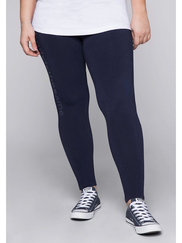 Sheego Sheego Leggings, marine