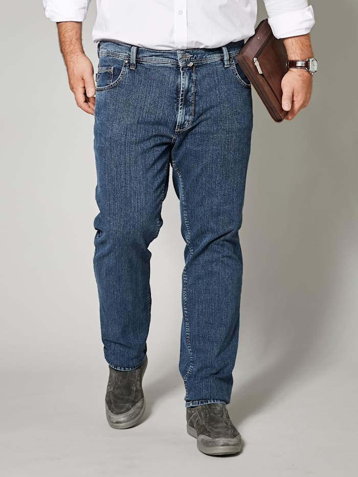 Pioneer Jeans Straight Fit, Blue stone