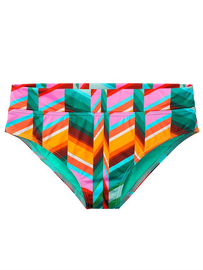 Cyell Bikini-Hose, Multicolor