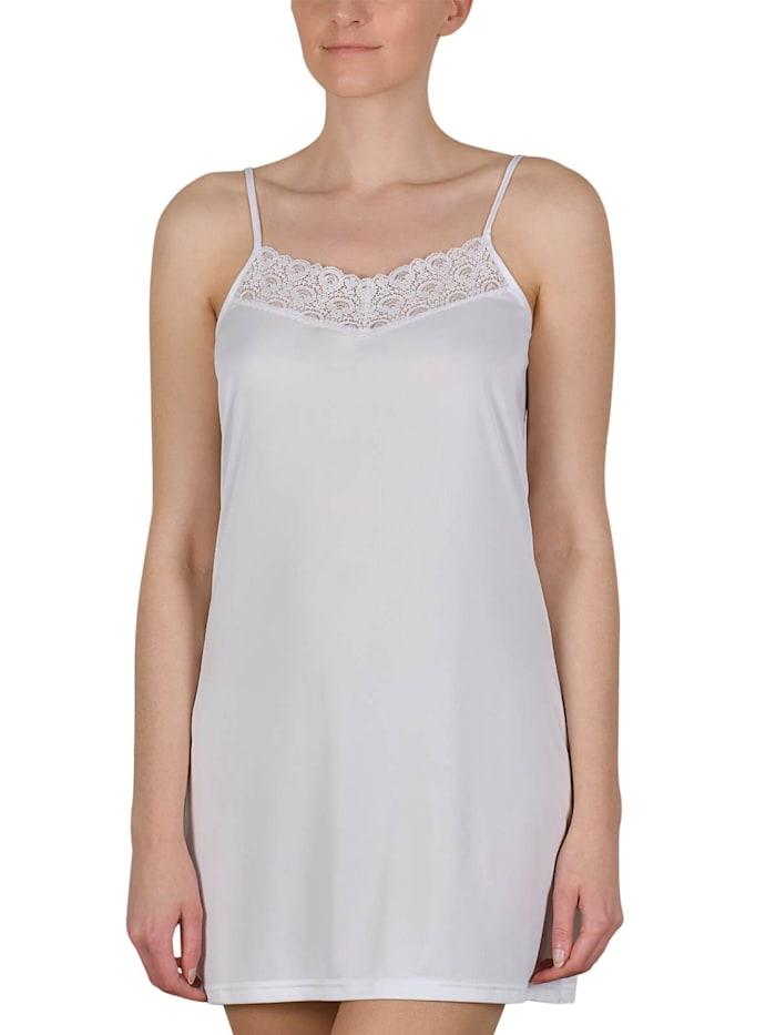 Cybèle Damen Unterkleid, Weiss