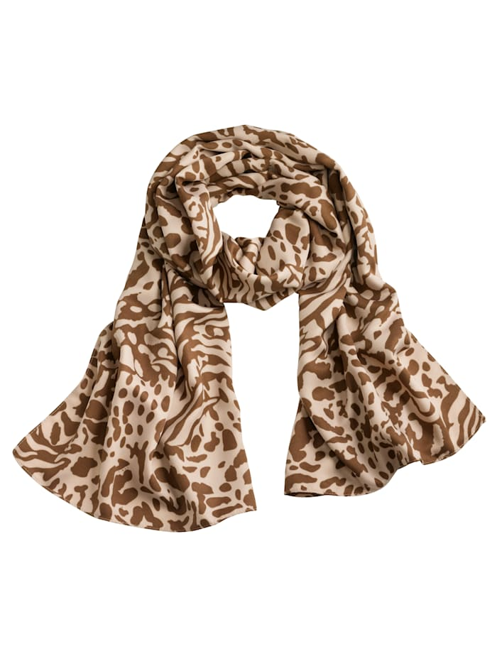 MONA Scarf, Brown
