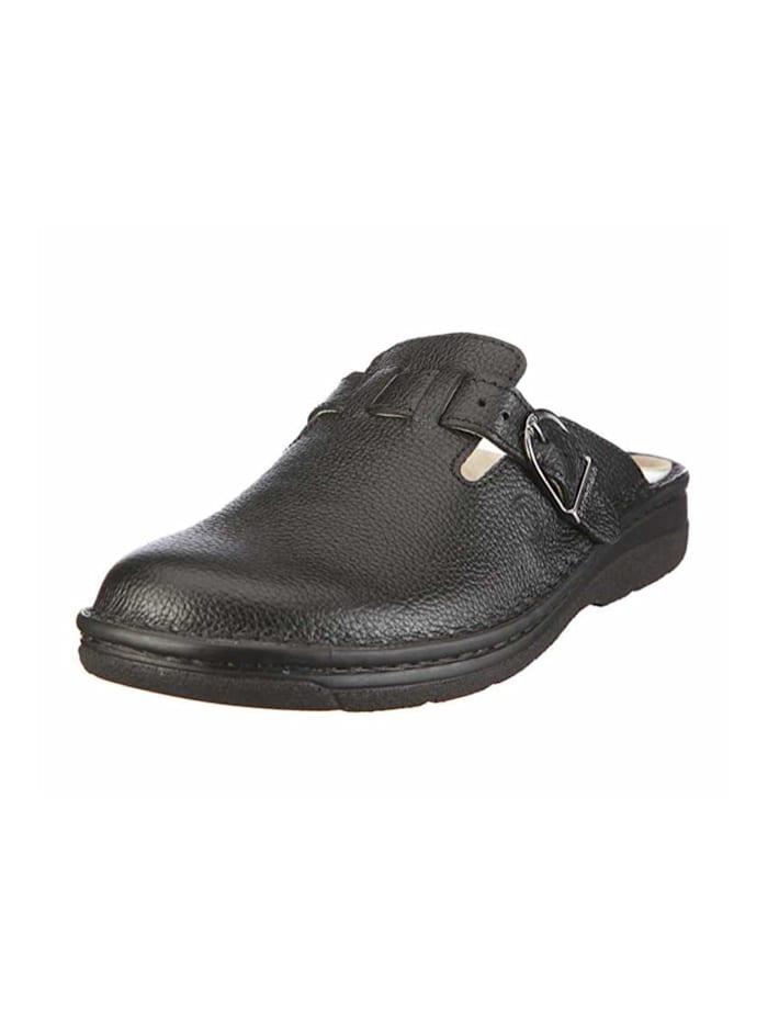 Berkemann Pantoletten, schwarz