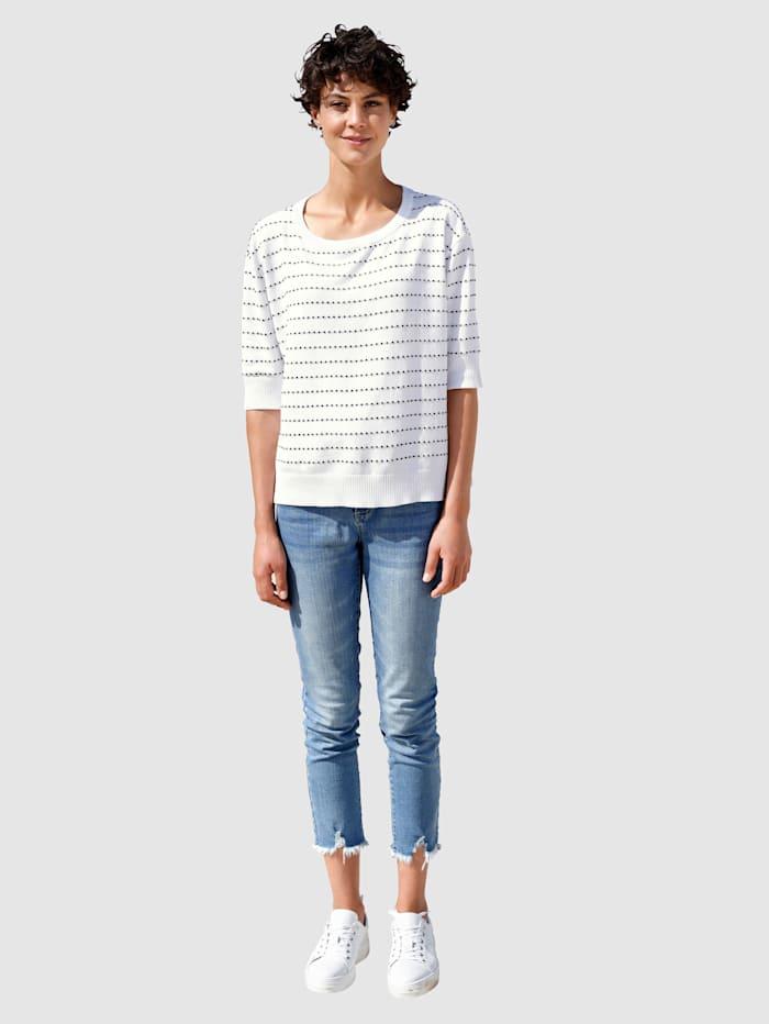 Jeans i modell Sabine extra slim