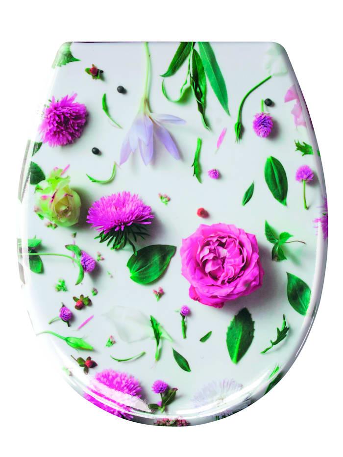Kleine Wolke Toalettsete med blomstermønster, flerfarget