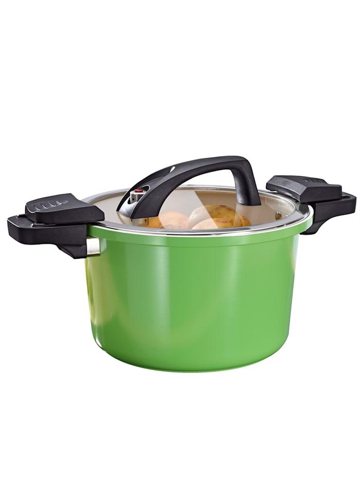 GSW Snelkookpan, groen