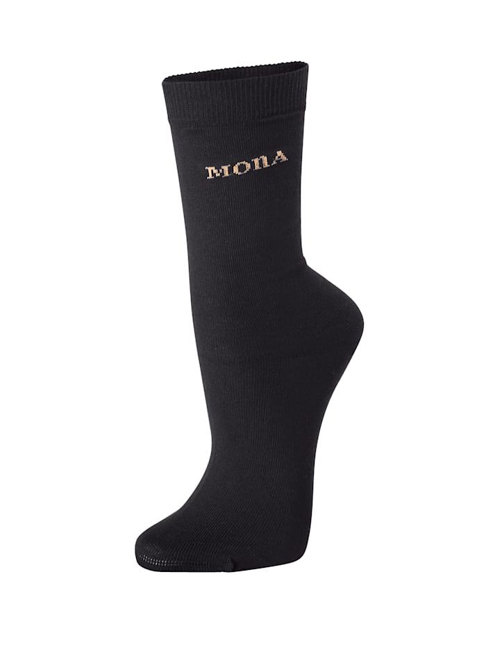 Dámské ponožky s komfortním zakončením