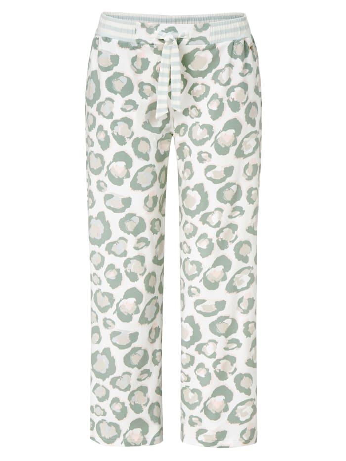Short Stories Pyjama-Culotte, Mintgrün