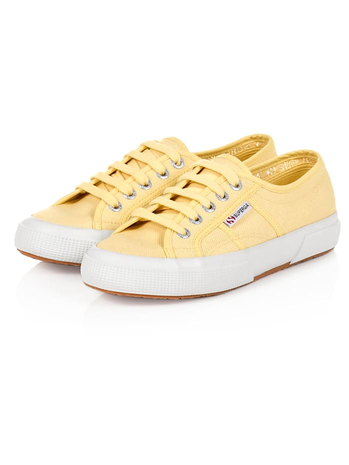 Superga Sneaker, Vanille