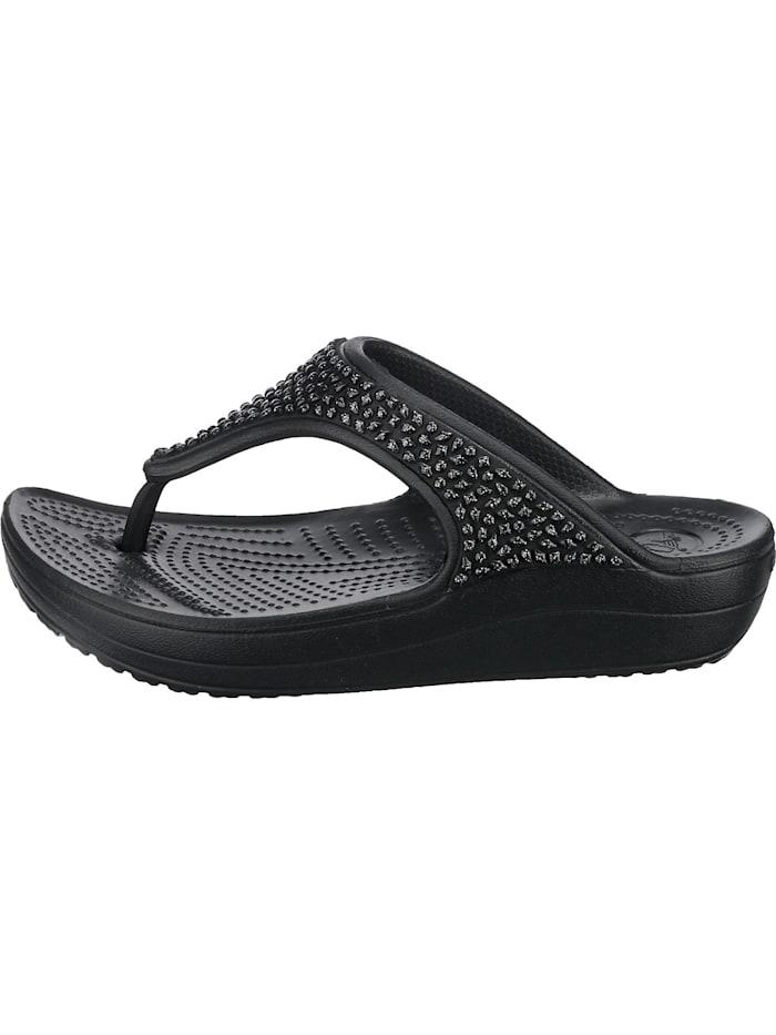 Crocs Sloane Embellished Flip Zehentrenner