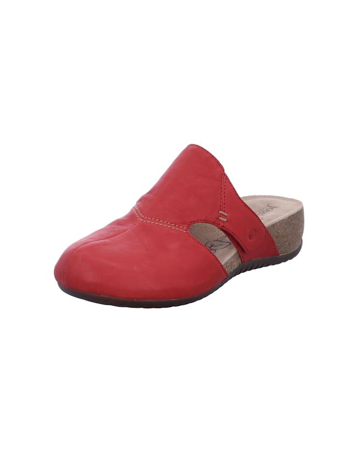 Josef Seibel Damen-Sandale Natalya 14, rot, rot