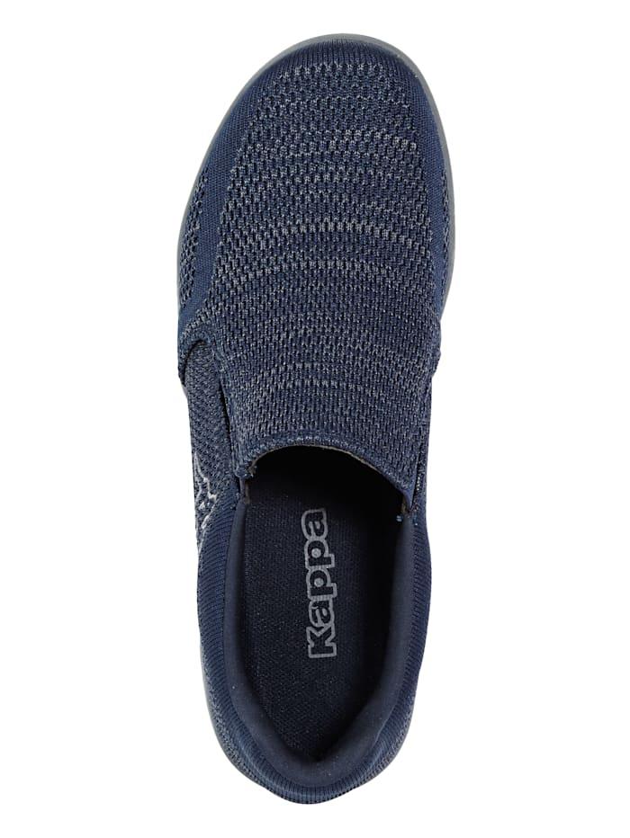 Slipper obuv s vyšitým logom kappa