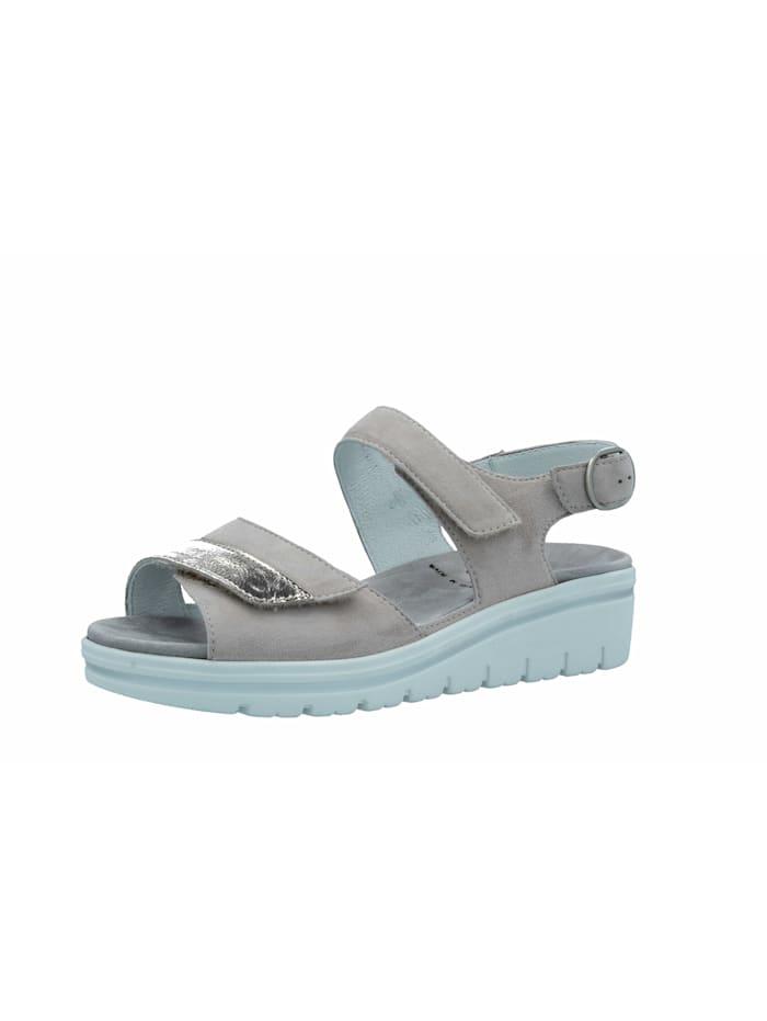 Semler Sandalen/Sandaletten, taupe