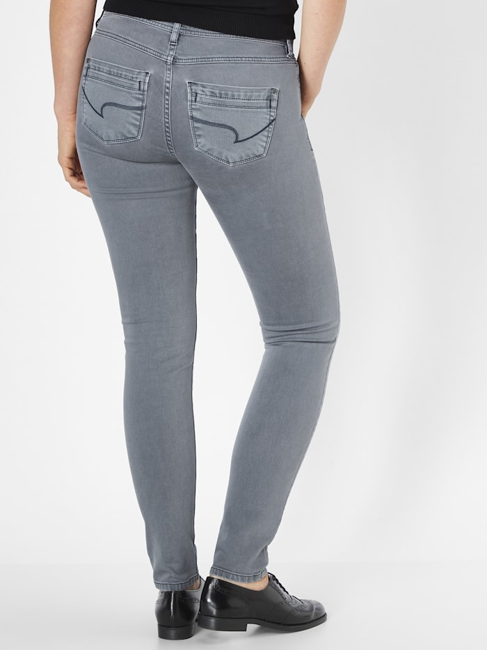 Röhrenjeans LUCI Colour Denim