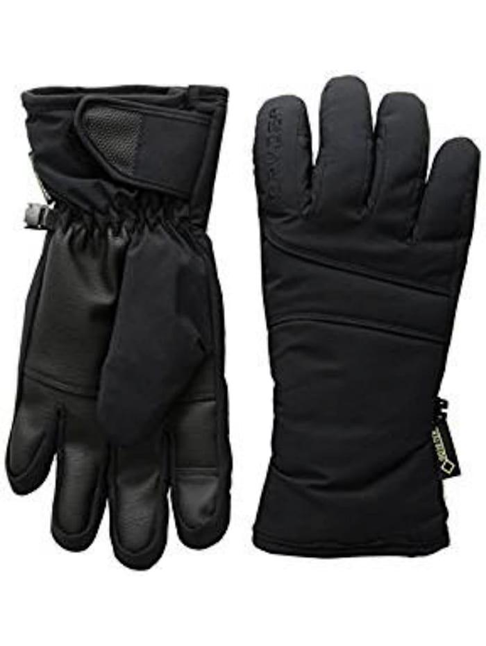 Spyder Europe AG Spyder Europe AG Handschuh Throwback Gore-Tex Ski Hands, Schwarz