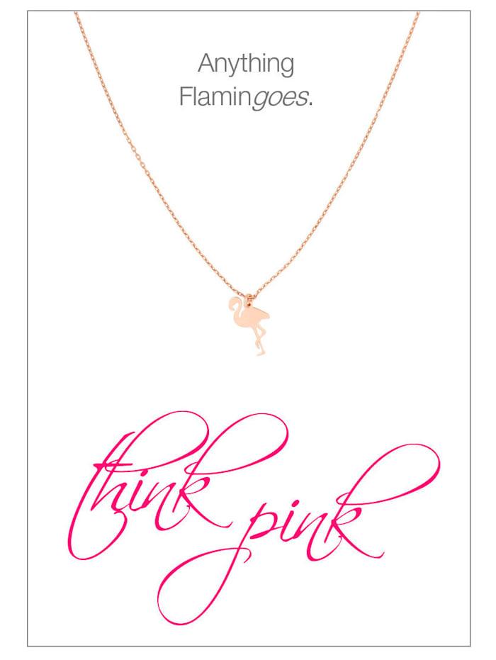 Collier Flamingo