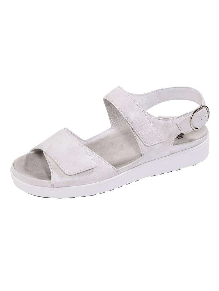 Semler Sandale, Grau