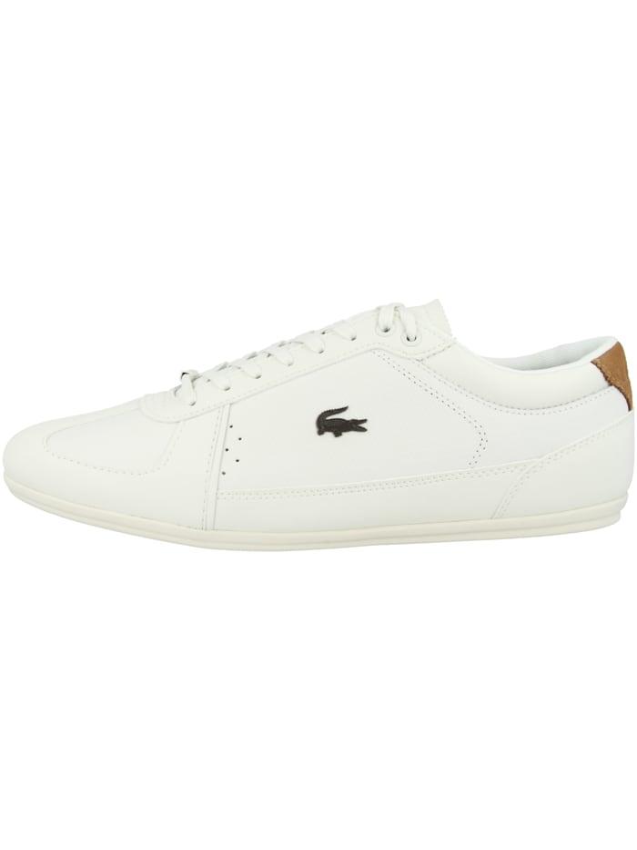 LACOSTE Sneaker low EVARA 319 1, weiss