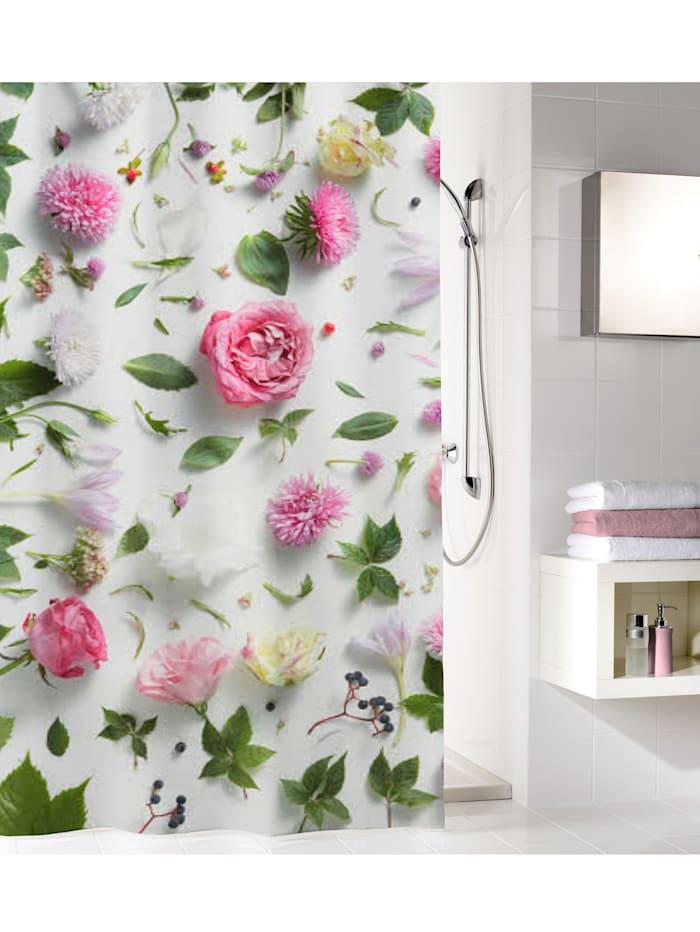 Kleine Wolke Duschdraperi –Rosalie, flerfärgad
