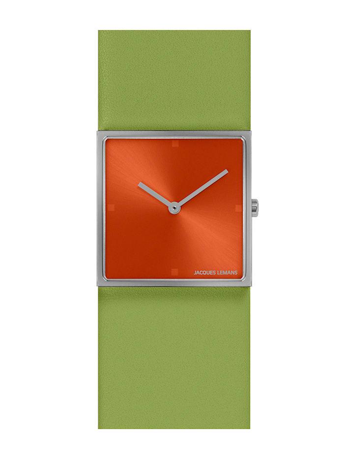Jacques Lemans Armbanduhren, Hellgrün