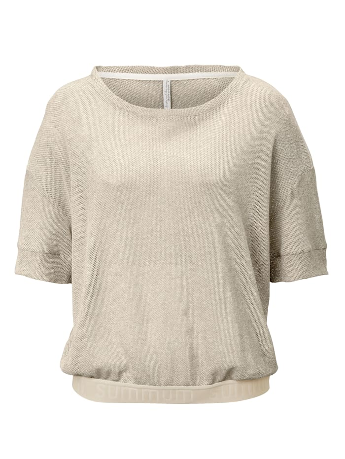 summum Shirt, Beige