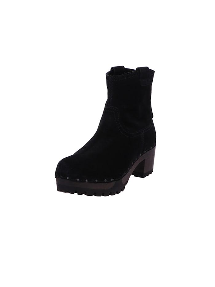 Softclox Stiefelette, schwarz