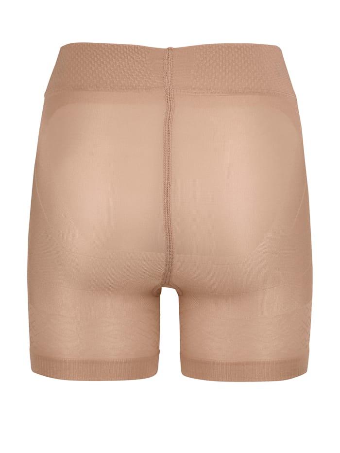 Panty med formende effekt