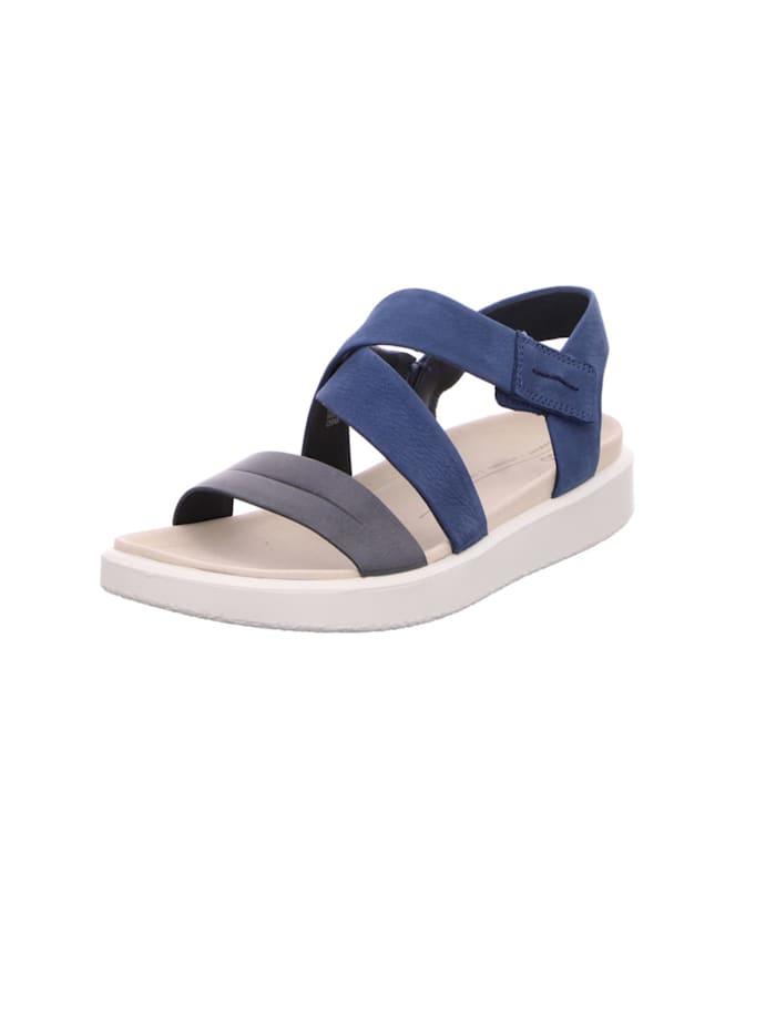 Ecco Sandalen/Sandaletten, blau