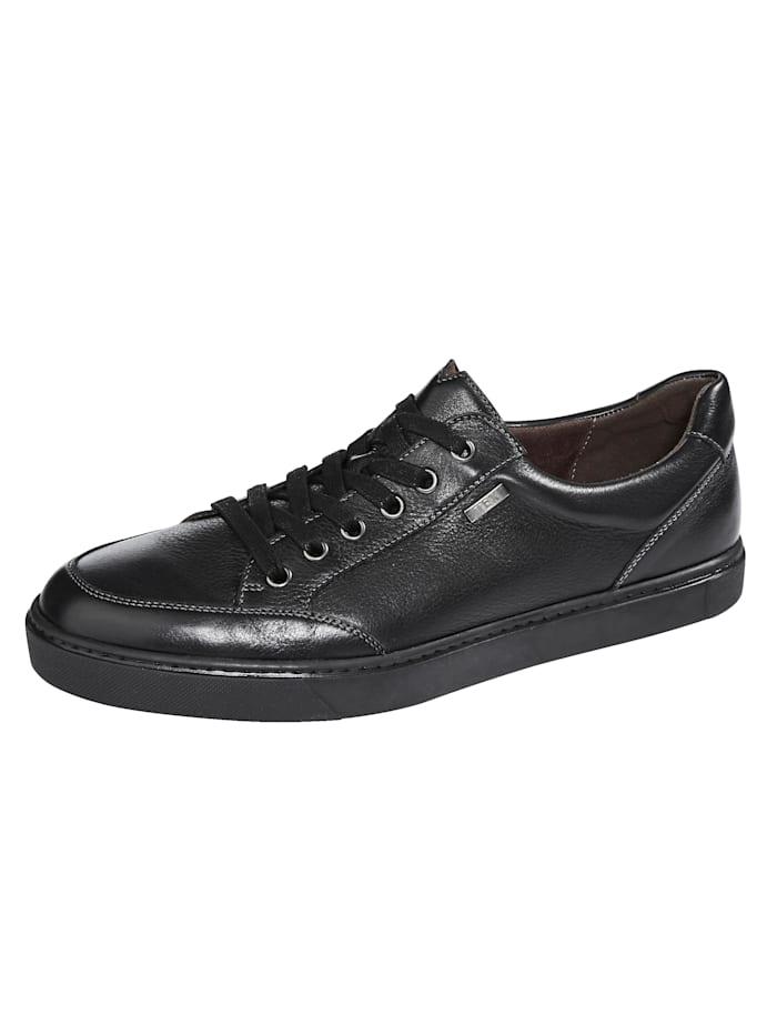 Naturläufer Sneakers à membrane climatisante, Noir