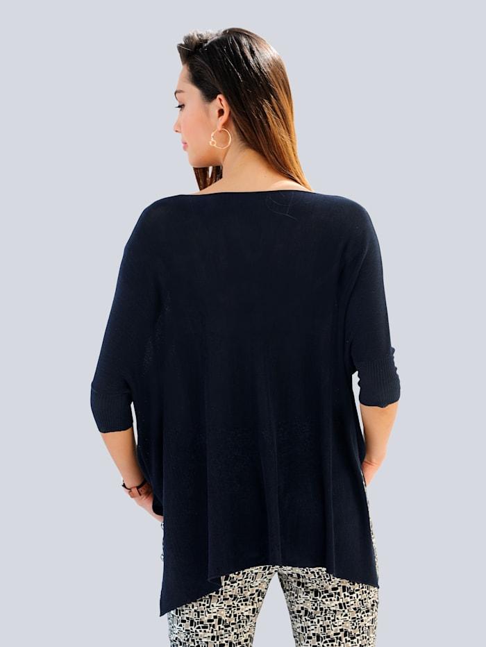 Pullover im trendigen Oversized-Look