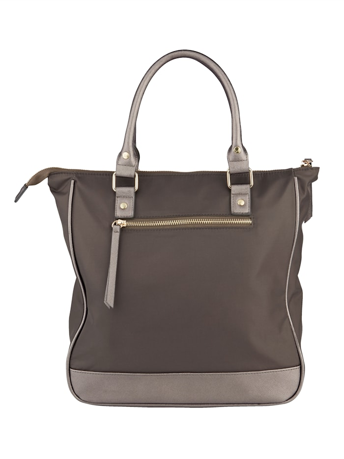 2-piece handbag set with a detachable purse 2-piece