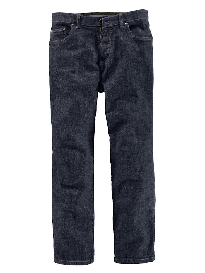 BABISTA Jeans met stretch, Donkerblauw