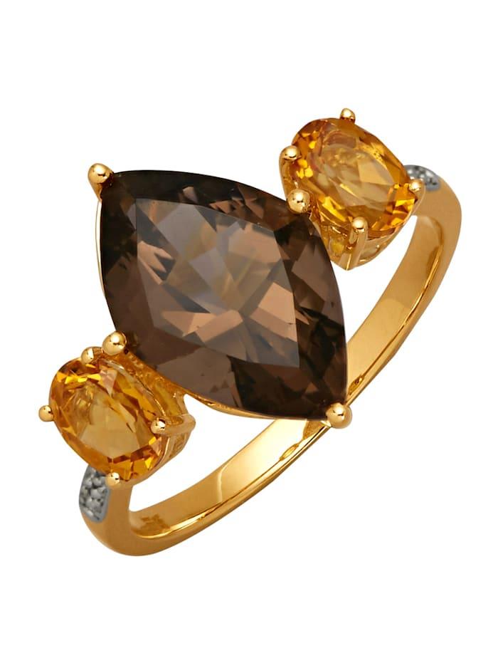 Ring, Brun