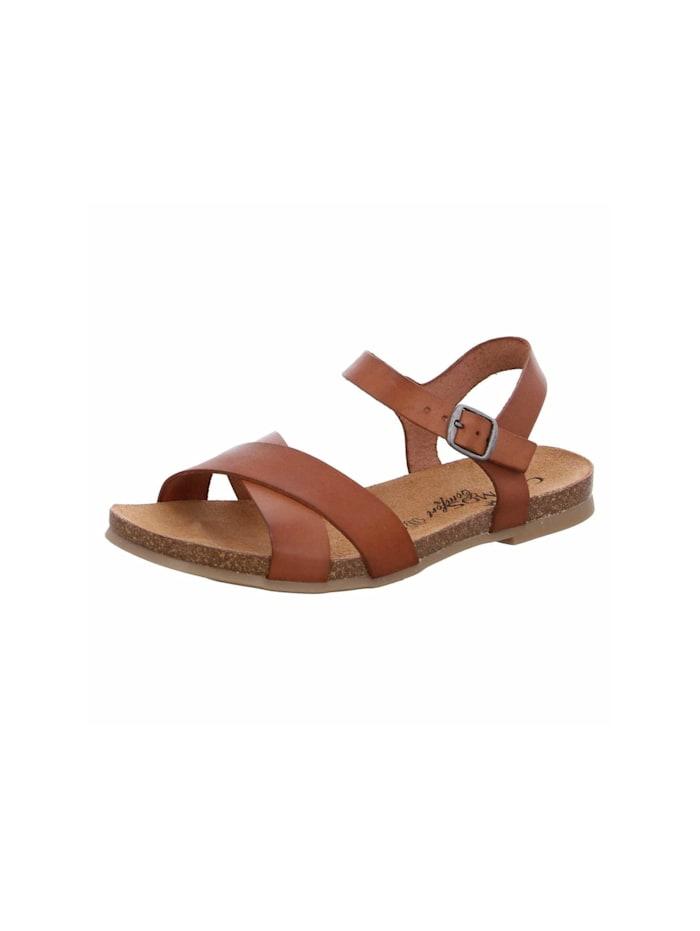 Mustang Sandalen/Sandaletten, braun