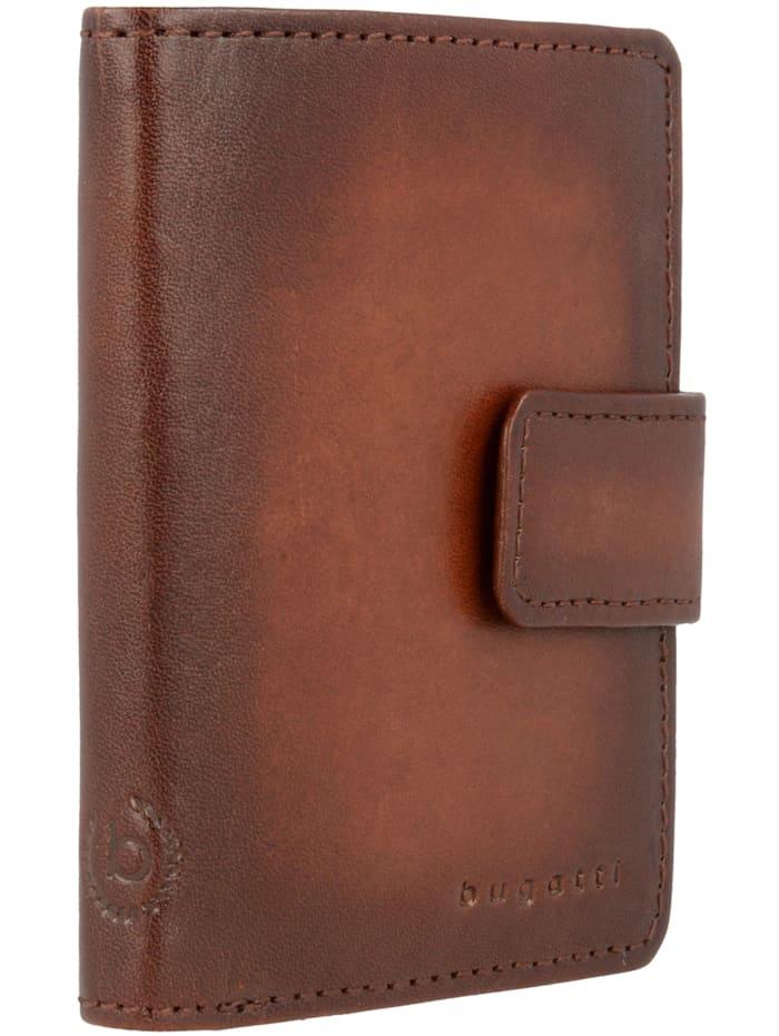 Domus RFID Kreditkartenetui Leder 7.5 cm