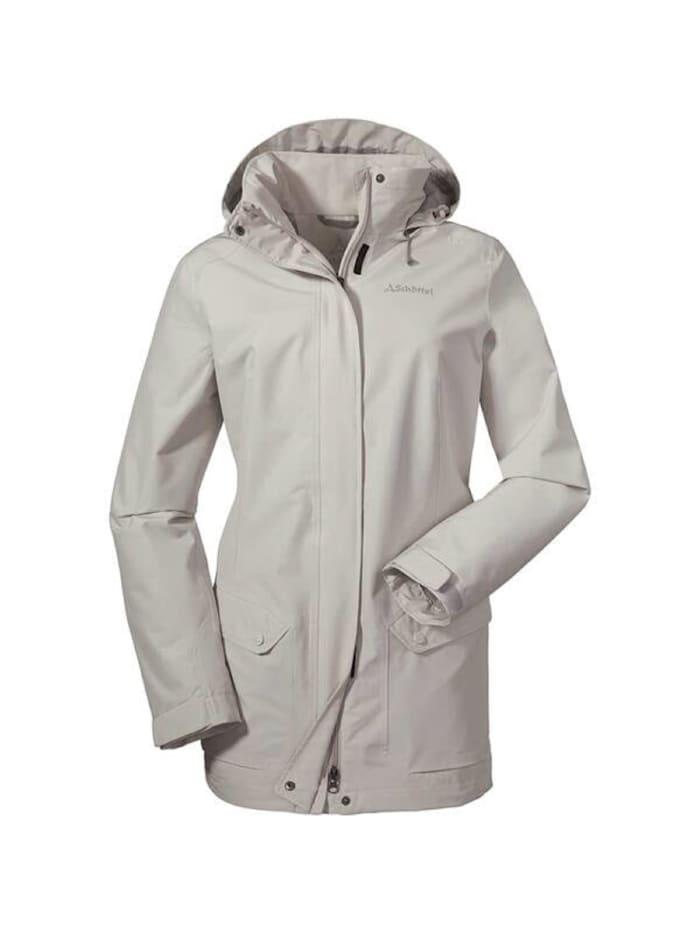 Schöffel Schöffel Jacke Jacket Victoria1, Beige
