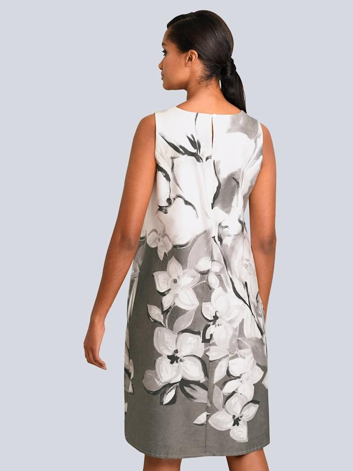 Kleid aus edler Baumwoll-Mischung