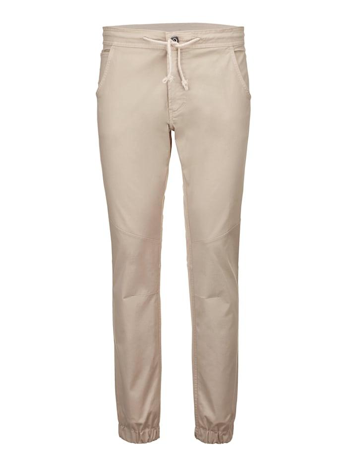 BABISTA Pantalon en tissu estival, Beige