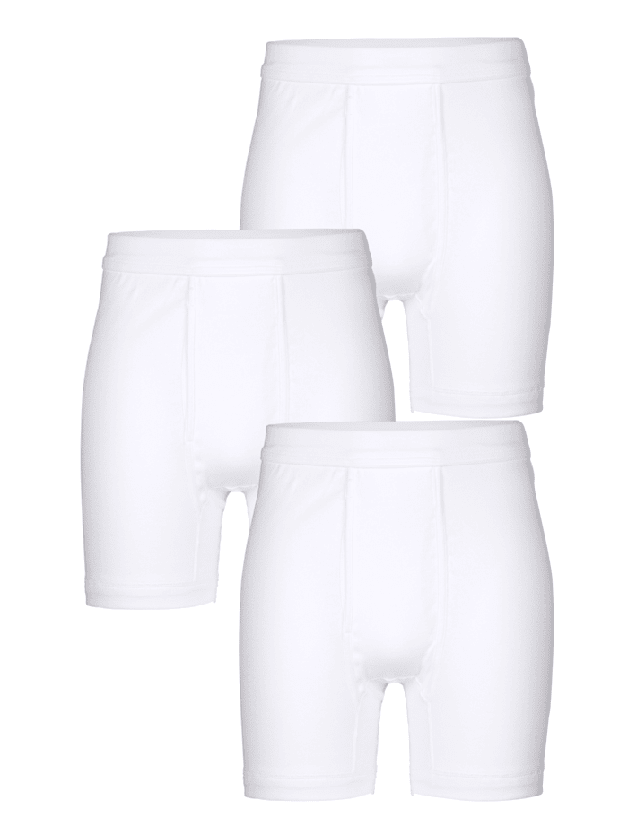 Pfeilring Boxershorts van merkkwaliteit, Wit