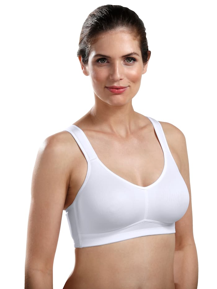 Bra Wireless for added comfort Pack of 2