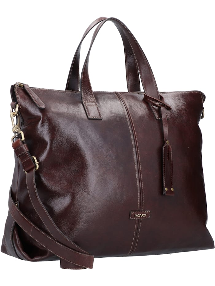 Eternity Handtasche Leder 42 cm