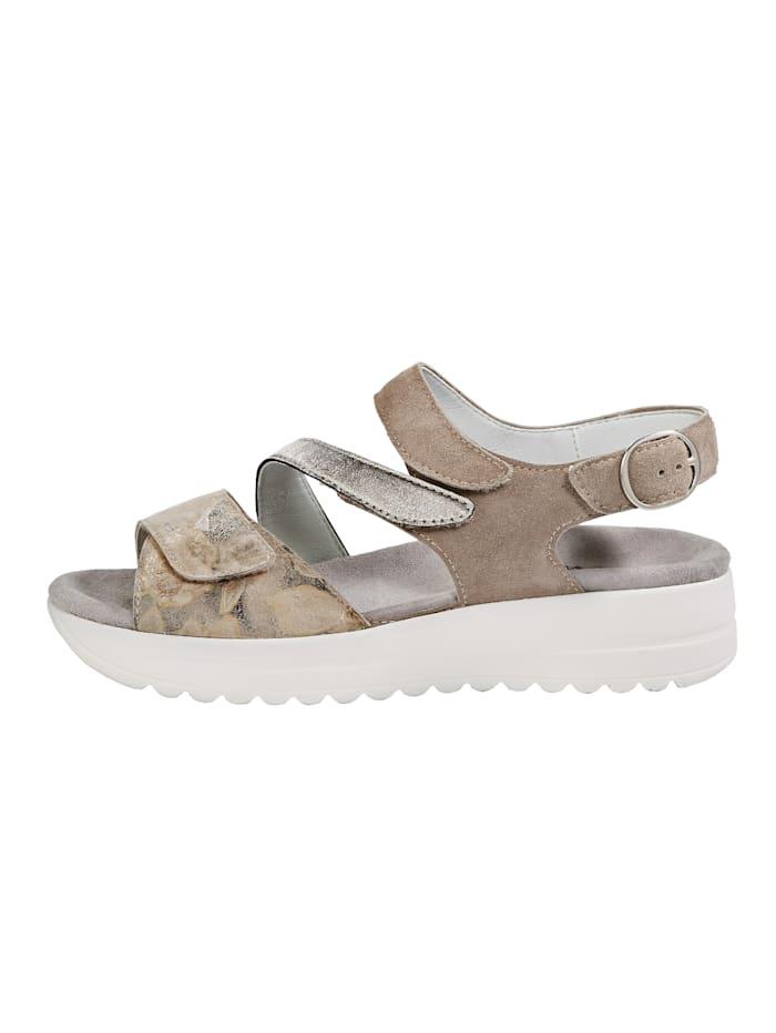 Sandale mit Shock-Absorber