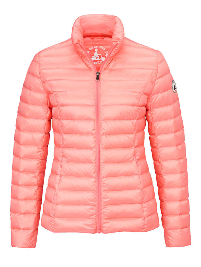 jott Steppjacke, Orange
