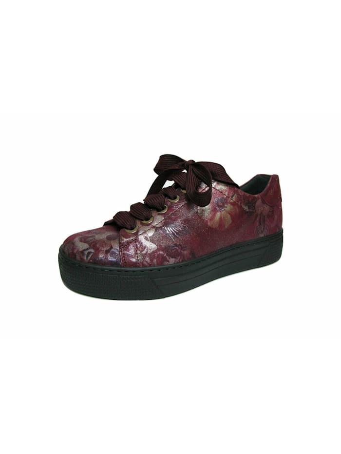 Semler Sneakers, bordeaux