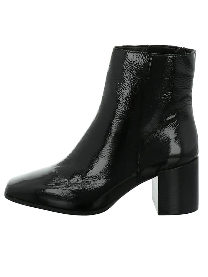 Tizian Damen-Stiefelette Avola 02, schwarz
