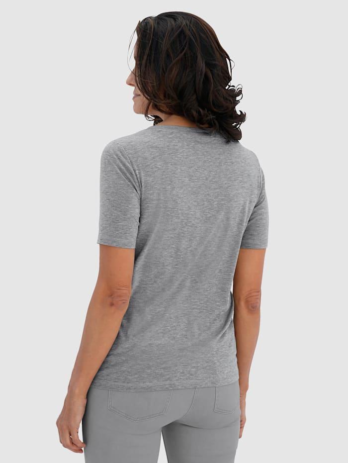T-paita tekstiprintillä
