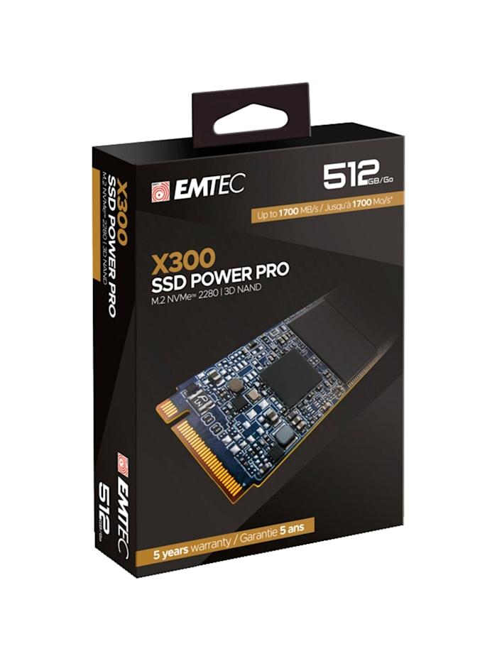 SSD X300 M.2 SSD Power Pro 512 GB
