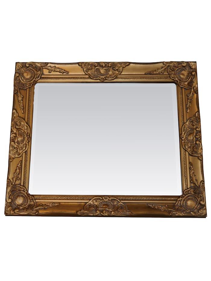 My Flair Wandspiegel Rachelle, Gold