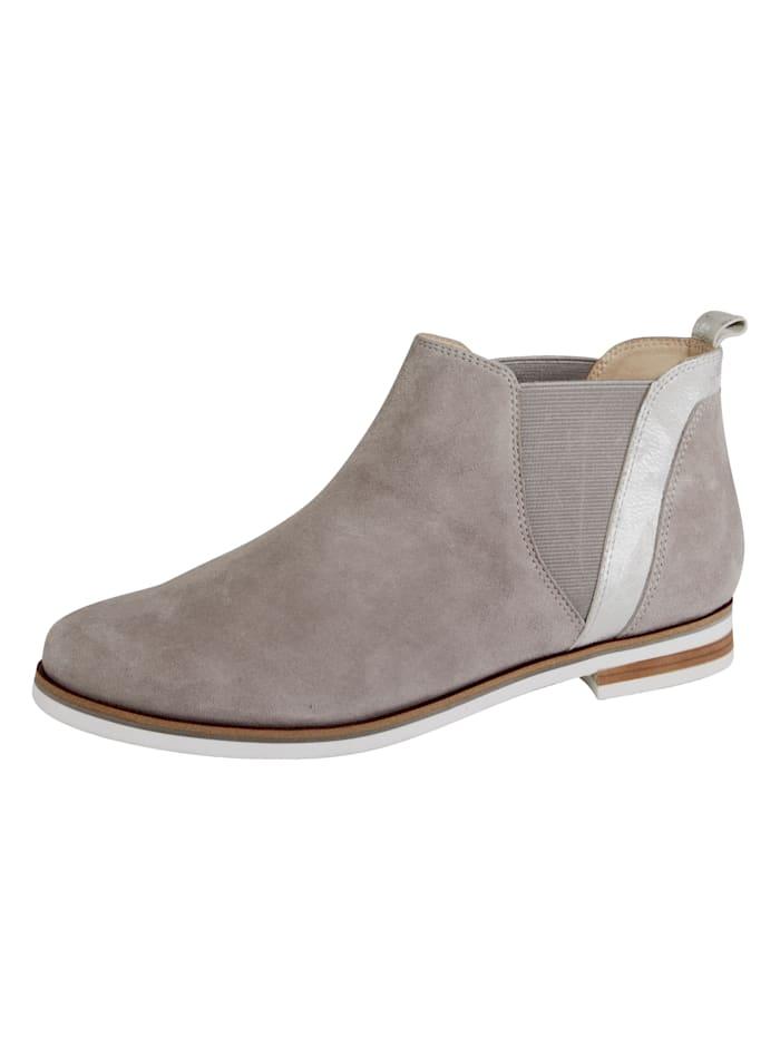 MONA Chelsea boots, Grey