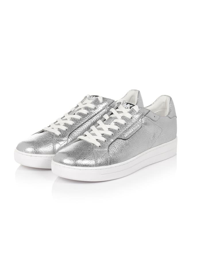 MICHAEL Michael Kors Sneaker, Silberfarben