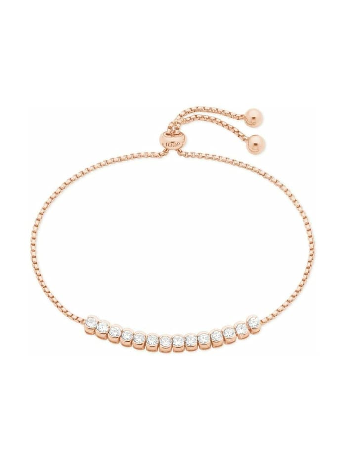 JOOP! Armband für Damen, Sterling Silber 925, Roségold